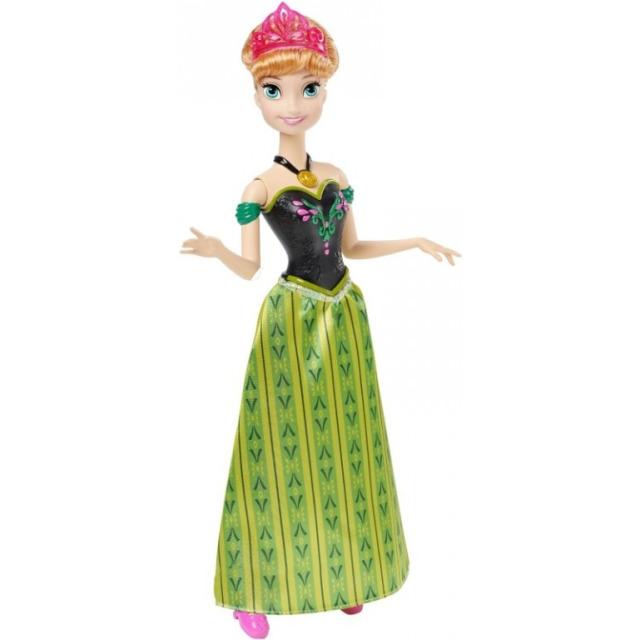 Obrázek produktu Ledové Království Zpívající Anna AJ, Mattel CJJ08