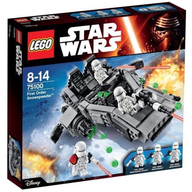 Obrázek produktu LEGO Star Wars 75100 First Order Snowspeeder