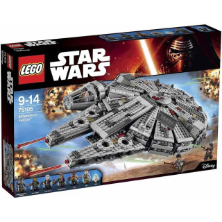 Obrázek 1 produktu LEGO Star Wars 75105 Millennium Falcon