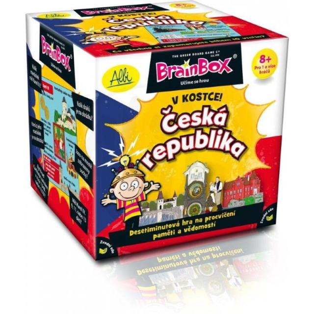 Obrázek produktu Albi V kostce! Česká republika, naučná hra