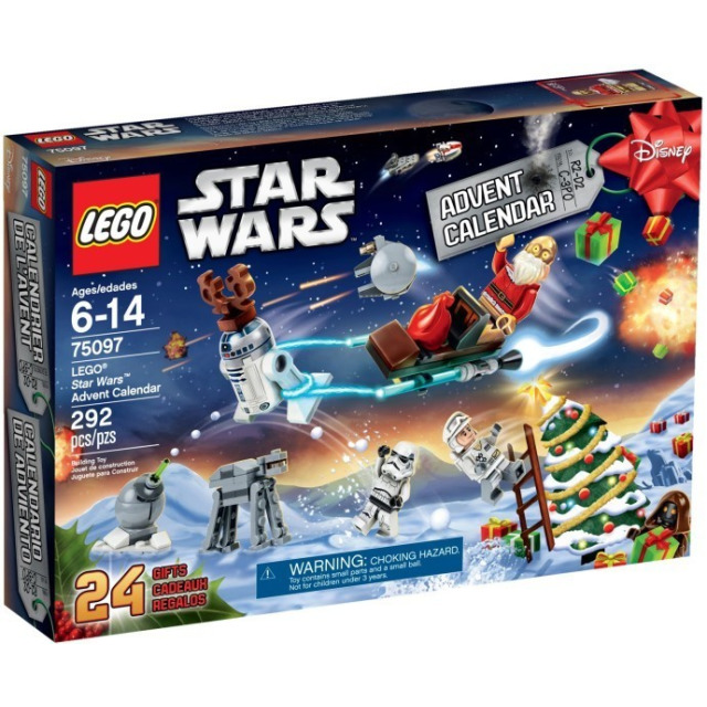 Obrázek produktu LEGO Star Wars 75097 Adventní kalendář