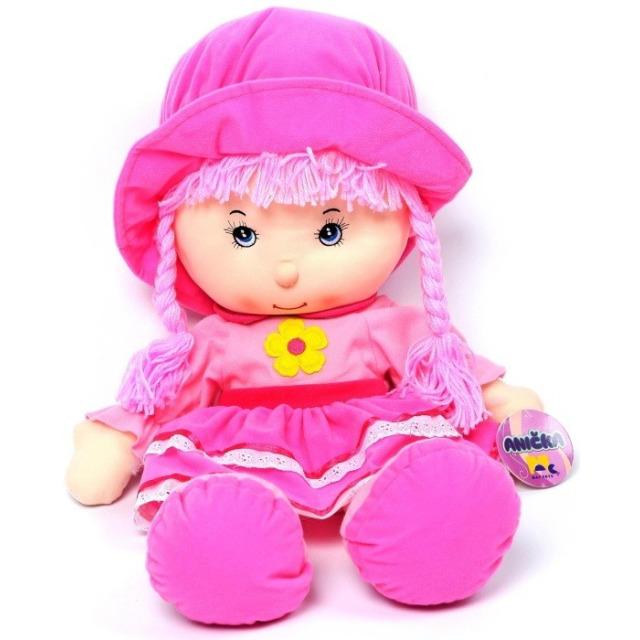 Obrázek produktu Panenka Anička růžová 60cm
