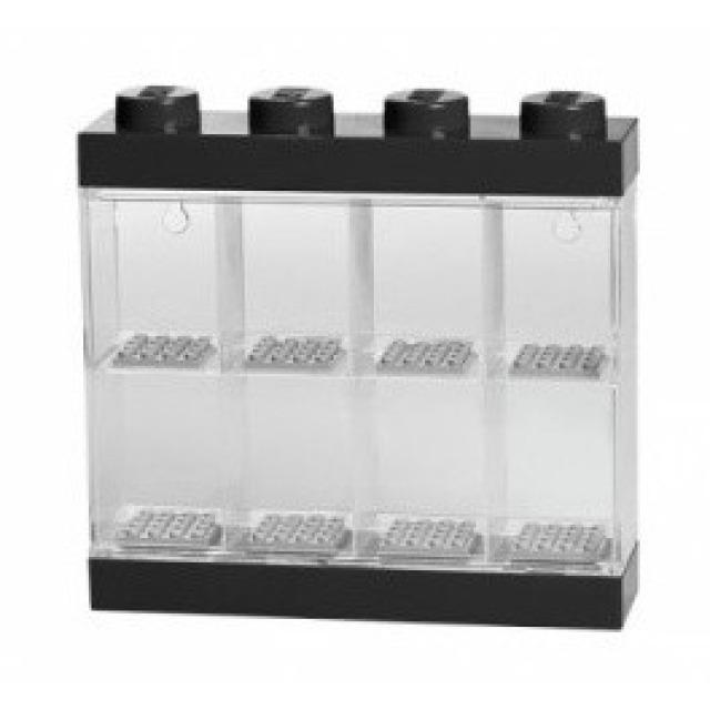 Obrázek produktu LEGO vitrínka na 8 minifigurek černá