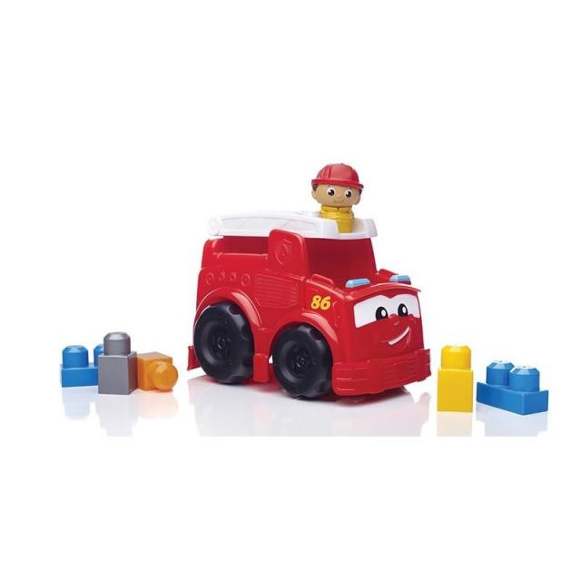 Obrázek produktu Mega Bloks First Builders Hasičský vůz Freddy