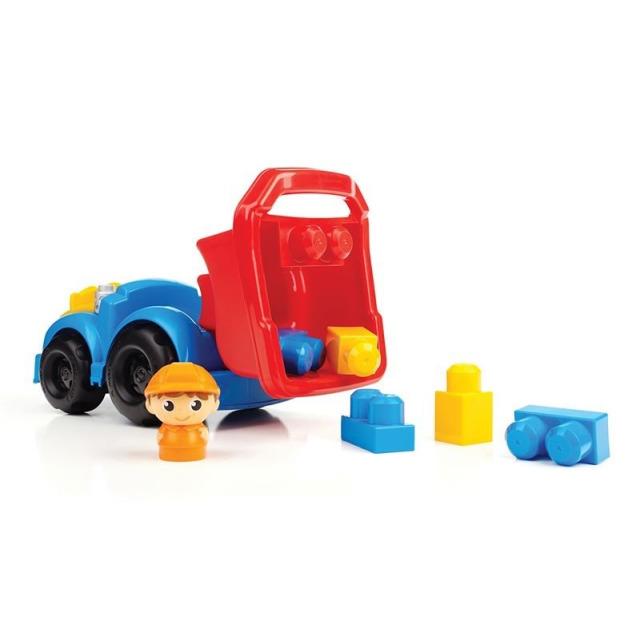Obrázek produktu Mega Bloks First Builders Náklaďák Dylan
