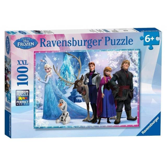 Obrázek produktu Puzzle Disney Ledové království XXL 100d. Ravensburger
