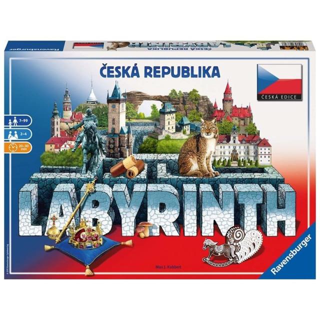 Obrázek produktu Ravensburger 26670 Labyrinth Česká republika