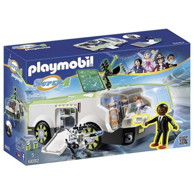 Obrázek produktu Playmobil 6692 Techno Chameleon s agentem Genem