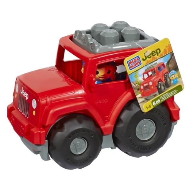 Obrázek produktu Mega Bloks Jeep