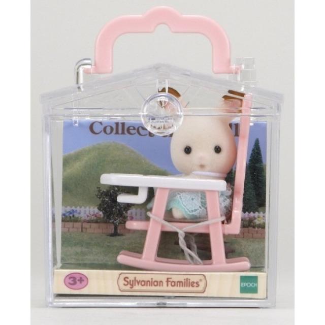 Obrázek produktu Sylvanian Families 5197 Minibox Králíček v jídelní stoličce