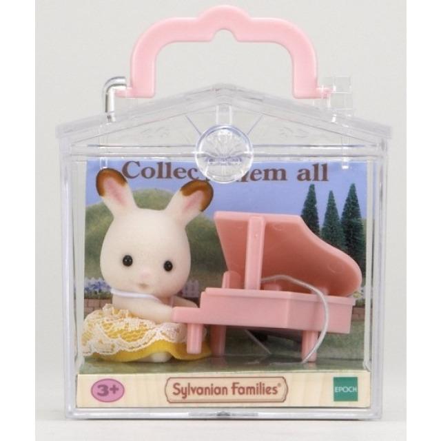 Obrázek produktu Sylvanian Families 5202 Minibox Králíček u piána