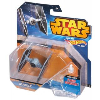 Obrázek 1 produktu Hot Wheels SW The Fighter, Mattel CGW53