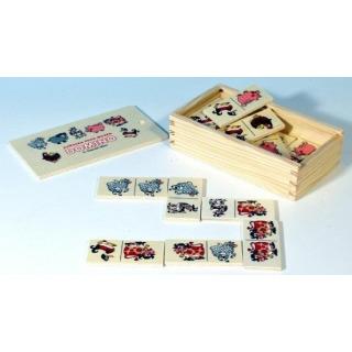 Obrázek 1 produktu Domino zvířátka pana Müllera