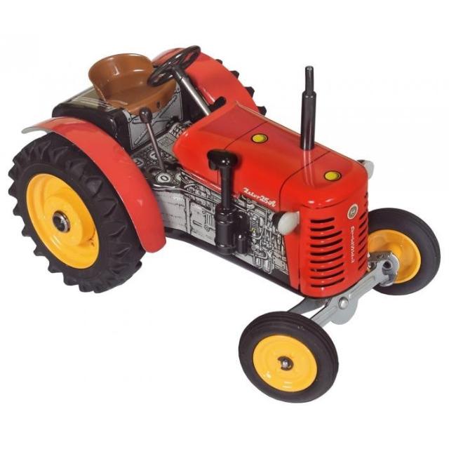Obrázek produktu KOVAP Traktor Zetor 25A červený