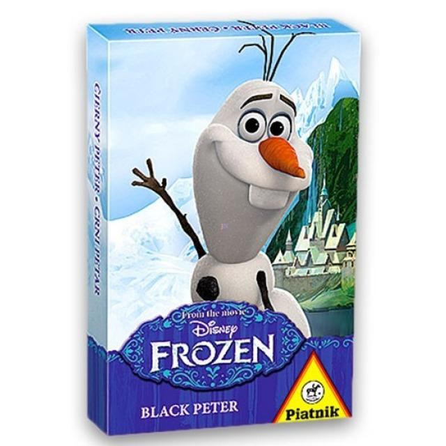 Obrázek produktu Karty Černý Petr Frozen Olaf z Ledového království, Piatnik