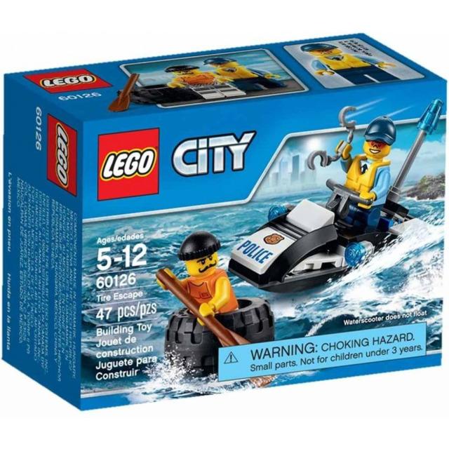 Obrázek produktu LEGO CITY 60126 Útěk na pneumatice