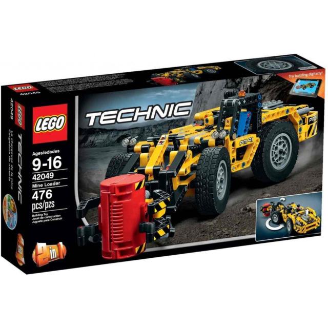 Obrázek produktu LEGO TECHNIC 42049 Pyrotechnický vůz