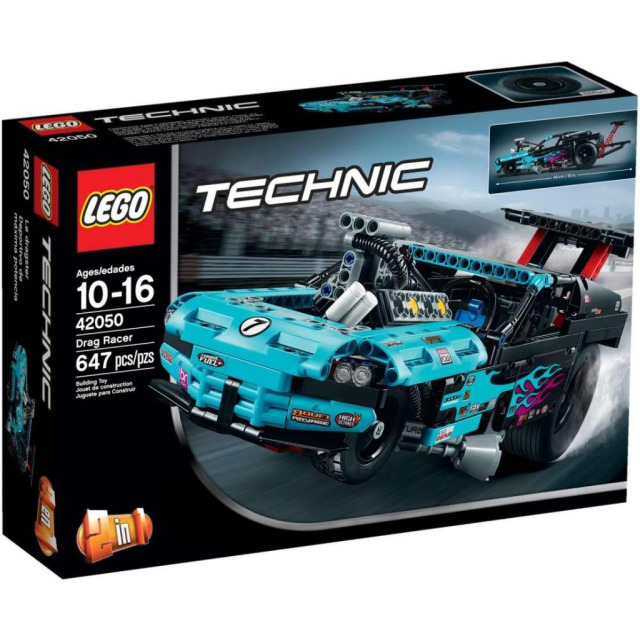 Obrázek produktu LEGO TECHNIC 42050 Dragster