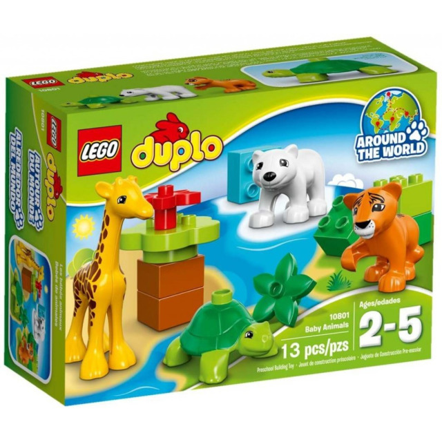 Obrázek produktu LEGO DUPLO 10801 Mláďátka