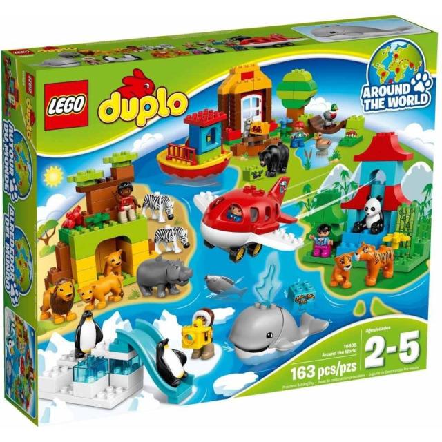 Obrázek produktu LEGO DUPLO 10805 Cesta kolem světa