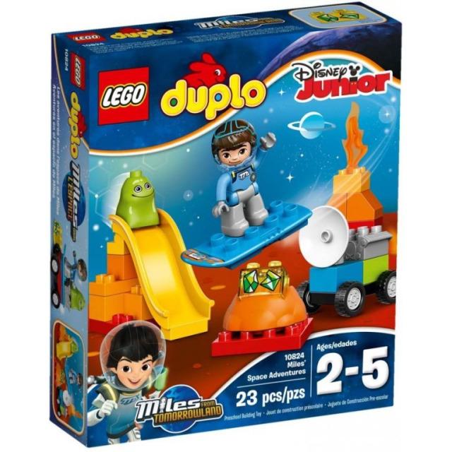 Obrázek produktu LEGO DUPLO 10824 Milesova vesmírná dobrodružství