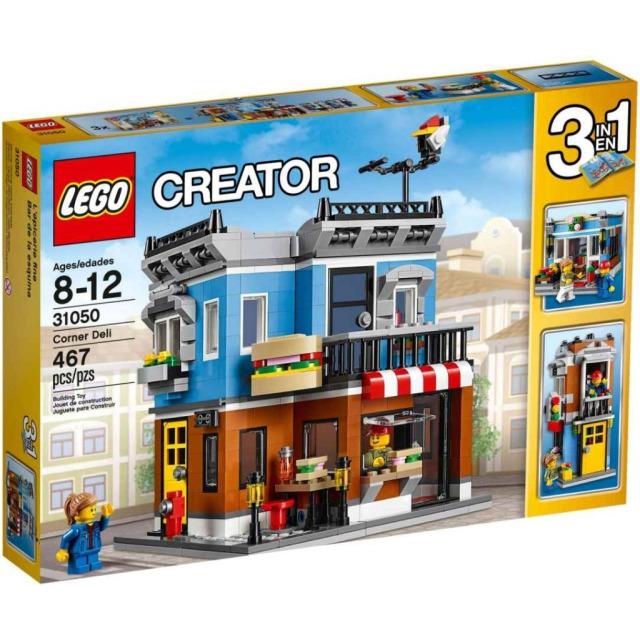 Obrázek produktu LEGO CREATOR 31050 Občerstvení na rohu