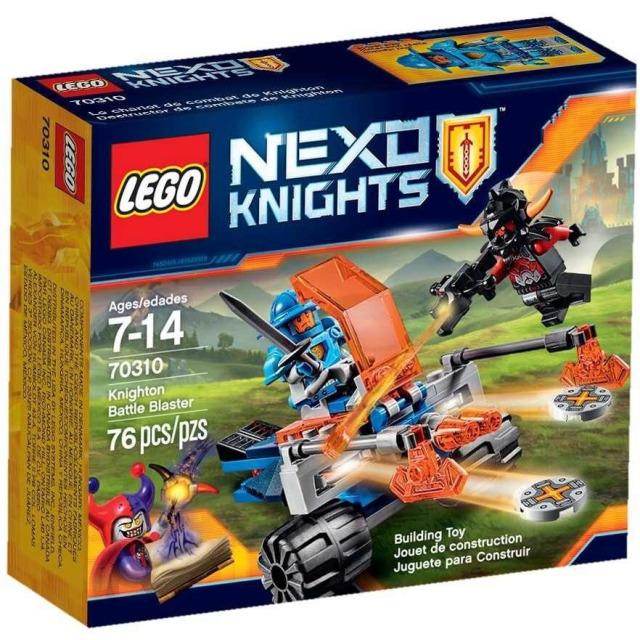Obrázek produktu LEGO Nexo Knights 70310 Knightonův bitevní odpalovač