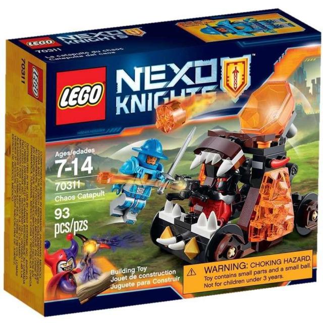 Obrázek produktu LEGO Nexo Knights 70311 Katapult Chaosu