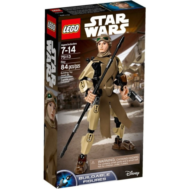 Obrázek produktu LEGO Star Wars 75113 Rey