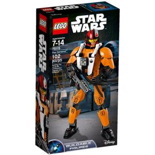 Obrázek 1 produktu LEGO Star Wars 75115 Poe Dameron