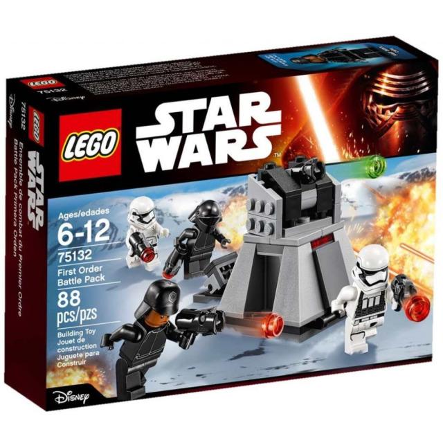 Obrázek produktu LEGO Star Wars 75132 Bitevní balíček Prvního řádu