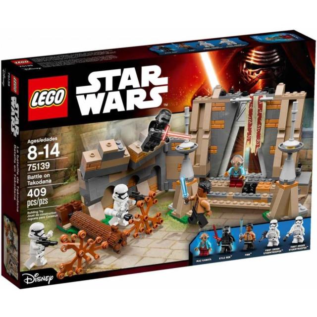 Obrázek produktu LEGO Star Wars 75139 Bitva na Takodaně