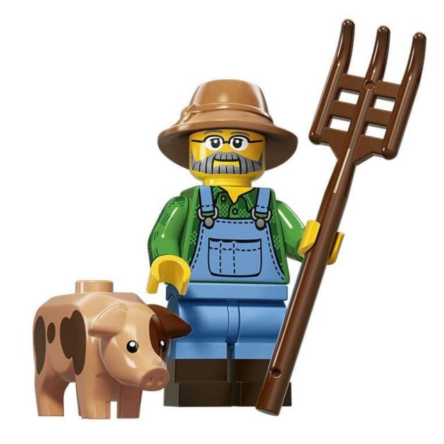 Obrázek produktu LEGO 71011 Minifigurka Farmář