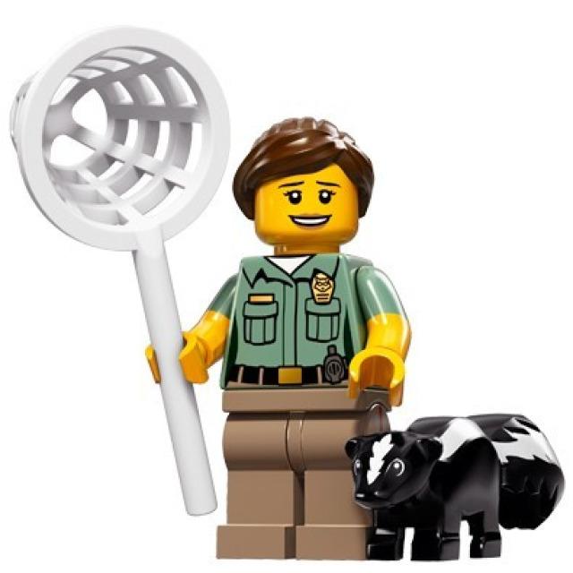 Obrázek produktu LEGO 71011 Minifigurka Ochranářka