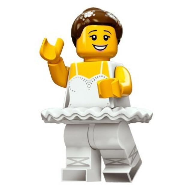 Obrázek produktu LEGO 71011 Minifigurka Balerína