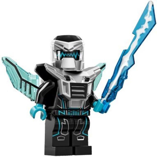 Obrázek produktu LEGO 71011 Minifigurka Laserman