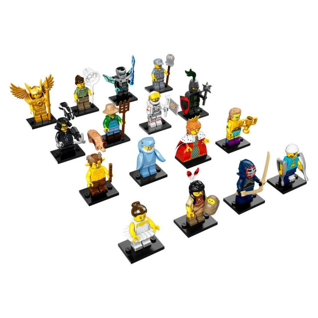 Obrázek produktu LEGO 71011 Kolekce 16 minifigurek série 15