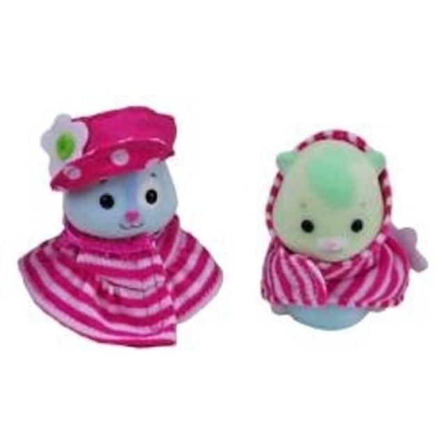 Obrázek produktu Zhu Zhu Babies Oblečky pro miminka růžové