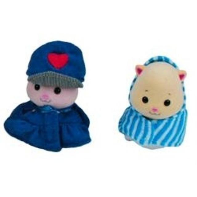 Obrázek produktu Zhu Zhu Babies Oblečky pro miminka modré
