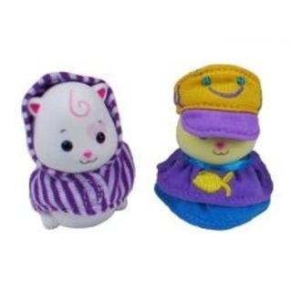 Obrázek 1 produktu Zhu Zhu Babies Oblečky pro miminka fialové