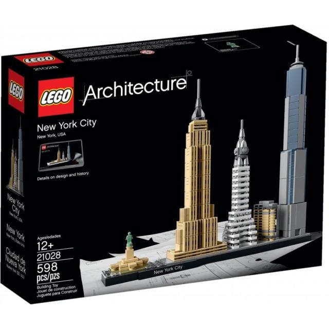 Obrázek produktu LEGO Architecture 21028 New York City