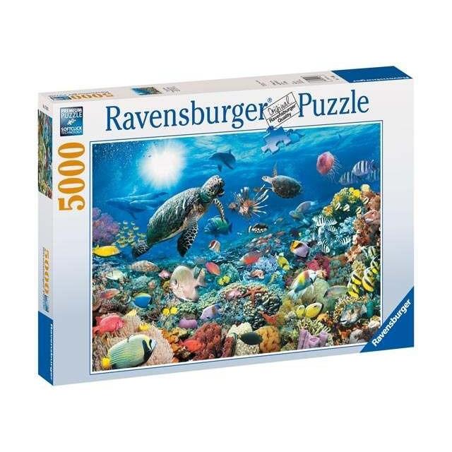 Obrázek produktu Ravensburger 17426 Puzzle Korálový útes 5000 dílků