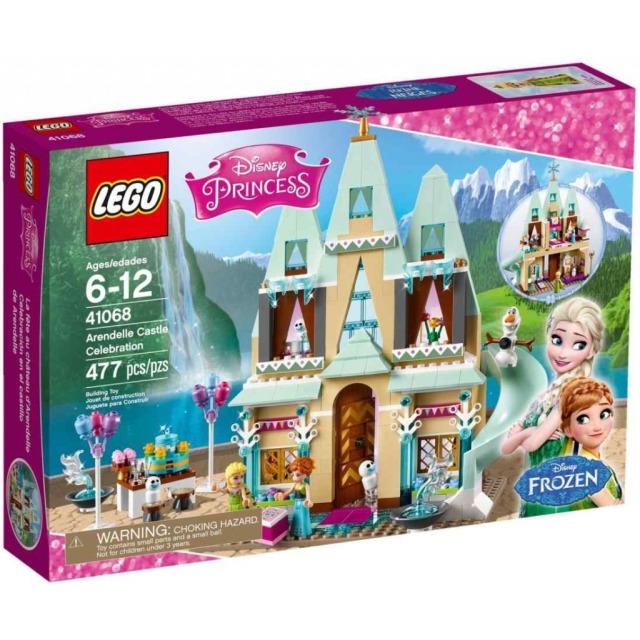 Obrázek produktu LEGO Disney 41068 Oslava na hradě Arendelle