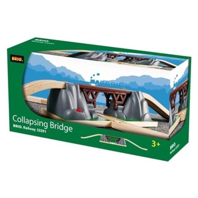 Obrázek produktu BRIO 33391 Železniční padací most