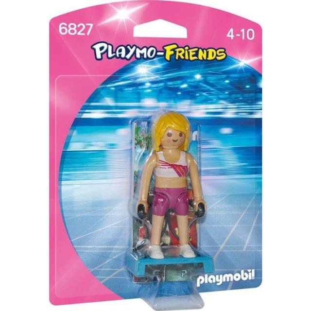 Obrázek produktu Playmobil 6827 Fitness trenérka