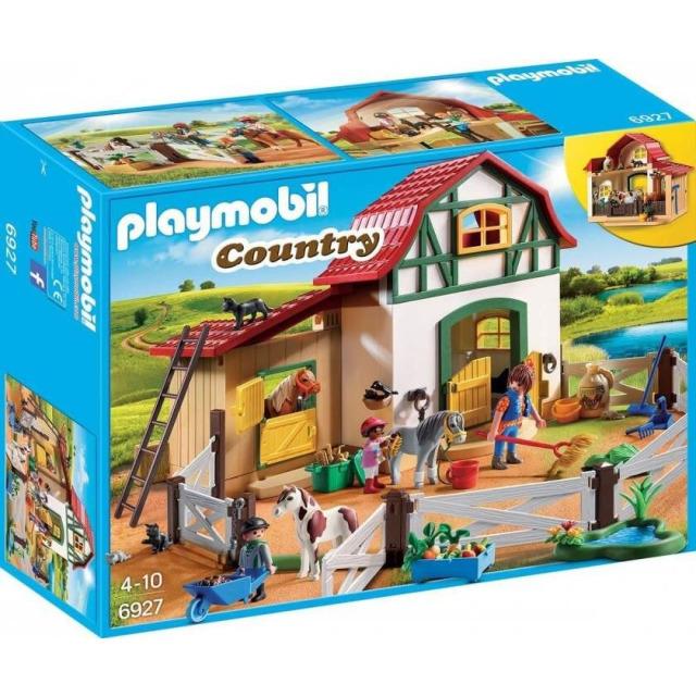 Obrázek produktu Playmobil 6927 Farma pro poníky