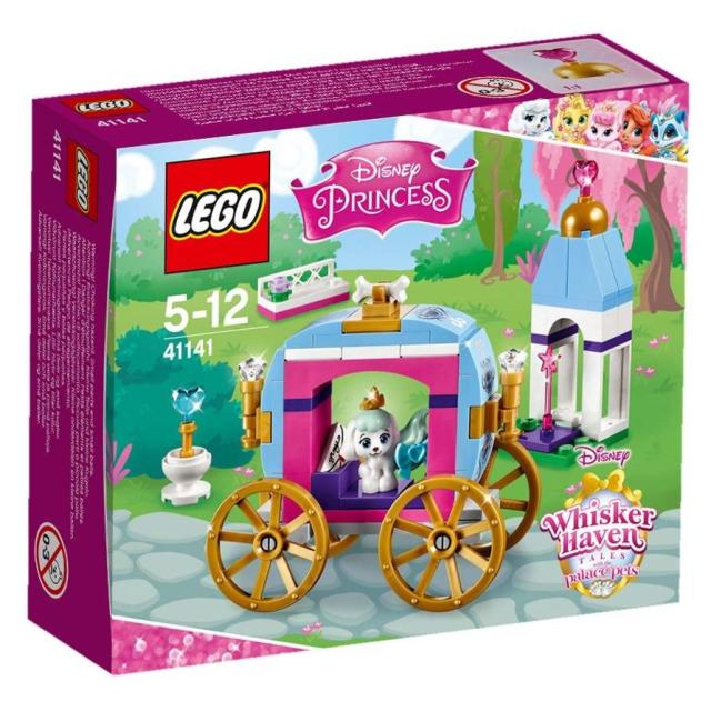 Obrázek produktu LEGO Disney 41141 Dýňový královský kočár