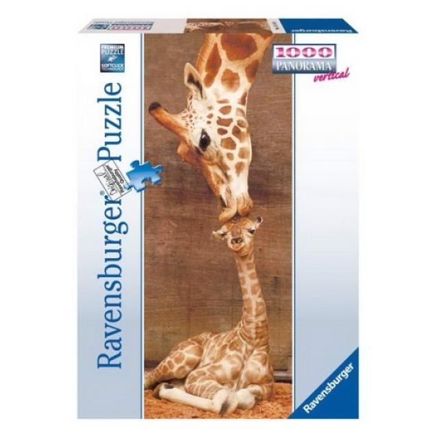 Obrázek produktu Ravensburger 15115 Puzzle První polibek 1000 dílků