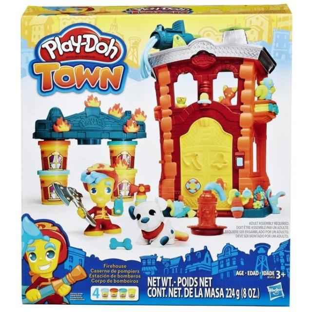 Obrázek produktu Play Doh Town požární stanice