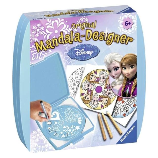 Obrázek produktu Mini Mandala Ledové Království